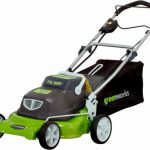 Self Propelled Cordless Electric Lawn Mower Reviews