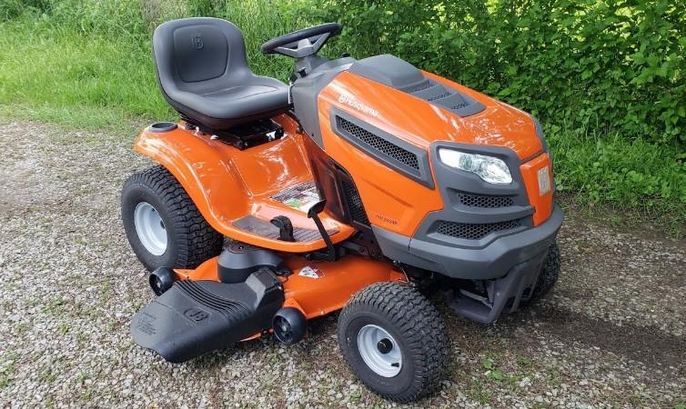 10 Best Husqvarna Riding Lawn Mowers Reviews - Lawn Gone Wild